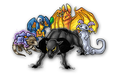 Adoptables Eggs, Virtual Pets